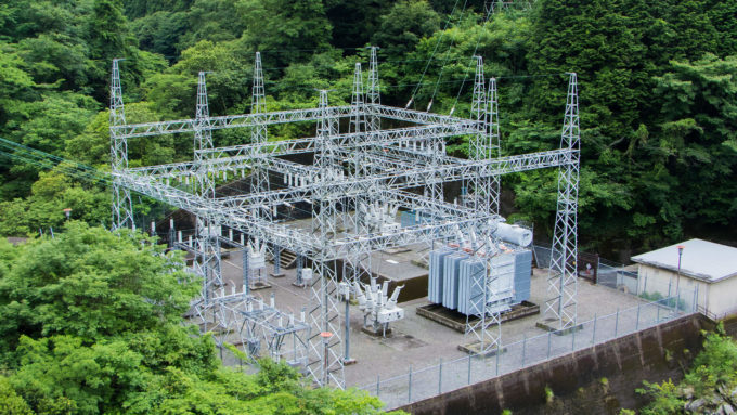 Critical infrastructure remote substation